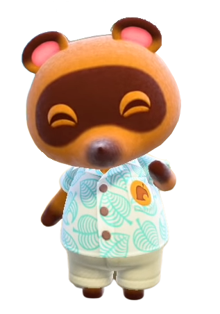 Tom Nook, Animal Crossing