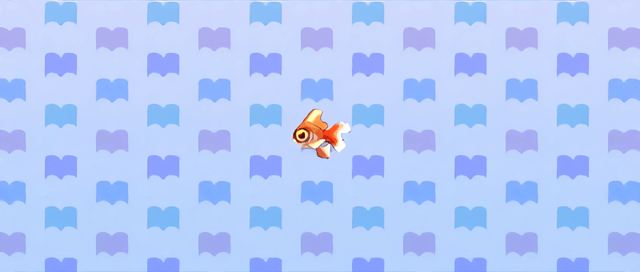 Animal Crossing New Leaf Poisson rouge