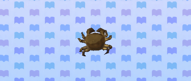 Animal Crossing New Leaf Crabe chinois