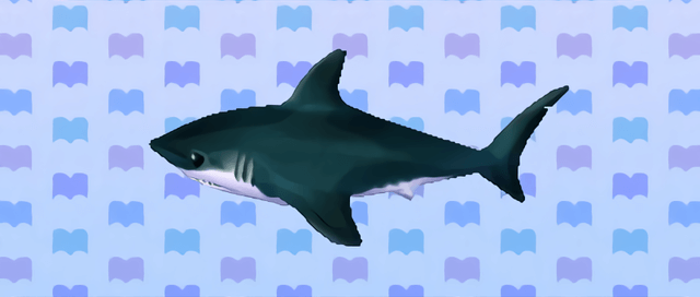 Animal Crossing New Leaf Requin