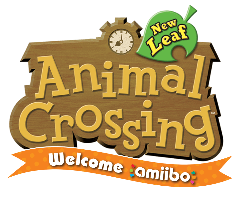 Logo d'Animal Crossing : New Leaf - Welcome Amiibo