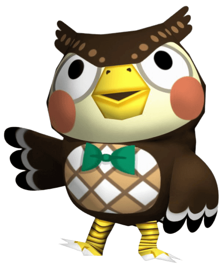 Thibou, Animal Crossing Wild World