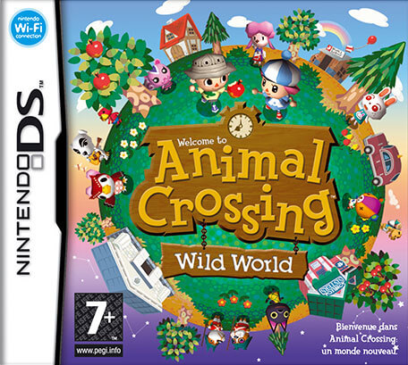 Boîte de jeu, Animal Crossing : Wild World