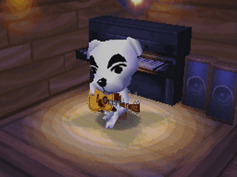 Kéké Laglisse, Animal Crossing : Wild World